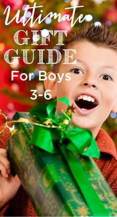 "Sometimes those boys that are ""in between"" ages can be tough to buy for. This is a terrific list with tons of things you may not have thought of! http://www.themidlifemamas.com"