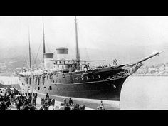 "Tsar Nicholas II & His Family aboard their yacht ""Standart"" - YouTube"