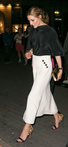 Olivia Palermo's favorite shoes have now become our favorites too!