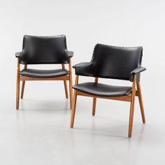 Erik Wörtz; Chairs for IKEA, 1964.