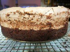 Chocolate Meringue Cake Issue 74 Apr/May 2014