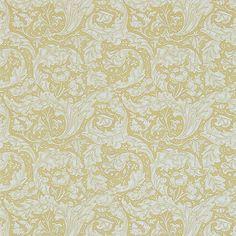 BuyMorris & Co Bachelor's Button Wallpaper, Gold, DM3W214737 Online at johnlewis.com