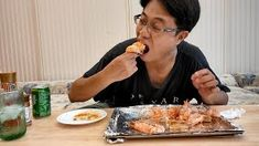 ASMR Salt Baked Prawns Shrimp Fried Chicken Leg Cooking Eating Sound MUKBANG #ASMR #Prawns #Shrimp #Chicken Leg #Cooking #Eating Sound #MUKBANG ASMR Salt Baked Prawns Shrimp Fried Chicken Leg Cooking Eating Sound MUKBANG Becoming The Chef You've Always Wanted To Be! How many times have you dreaded going into the kitchen to make breakfast, lunch,... The post ASMR Salt Baked Prawns Shrimp Fried Chicken Leg Cooking Eating Sound MUKBANG appeared first on The Best Chicken Recipes. Fried Chicken Legs, Great Chicken Recipes, Prawn Shrimp, How To Make Breakfast, Asmr, Cooking Tips, Fries, Lunch, Meals