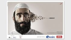 Thought-Provoking Ads Show How Hurtful Words Can Harm Just Like Bullets