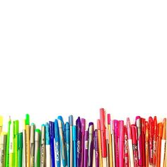 Nee @linpelser dis nie n google prentjie nie --- het SELF geneem !! #Stationary = #️ !! #pens #ink #colour #colourful #rainbow #joy #stationaryporn #study #lawstudent #mycollection