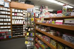 For nearly half a century, Fred Kooby has been running this prim-and-proper stationery boutique, and though he's watched as paper companies shrink their l