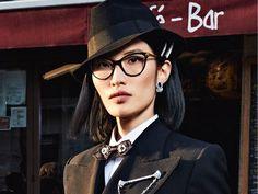 Dolce & Gabbana FW 2019 Opticals For Her. #dolcegabbana #FW2019 #women #opticals #eyewear #adcampaign #style #maxitendance Chanel, Dolce Gabbana, Eyewear, Glasses, Women, Style, Fashion, Grecian Goddess, French Actress