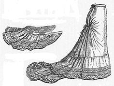 Természetes forma, vagy nem annyira? Abroncsok és alsószoknyák 1876-1881/Natural form, or not that much? Supportings and petticoats 1876-1881 :: Welcome to the plastic age III