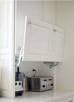 150 gorgeous farmhouse kitchen cabinets makeover ideas (104) #HomeImprovementPlans
