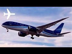 Video London Heathrow: Landung eines Dreamliners bei Sonnenuntergang | traveLink.