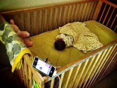 Babyphone kaputt gegangen? Oder ist es euch Eltern mit Kamera einfach zu teuer…