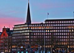 Weltkulturerbe Hamburg: Das Chilehaus im Kontorhausviertel