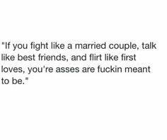 Umm yesss.... my girl heidi says we act like an old married couple. Hahaha