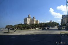overview of  Havana Cuba