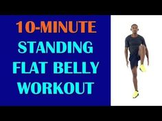 If you want to lose ugly and unwanted belly fat, this article will show you the best standing flat belly workout for beginners Lose Fat, Lose Belly Fat, Lose Weight, Reduce Weight, Detox Cleanse For Bloating, Lower Belly Workout, Tummy Workout, Stomach Exercises, Belly Fat Diet