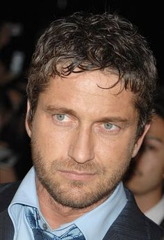 Gerard Butler....OMG, the most handsome, hot, sexy man ever!