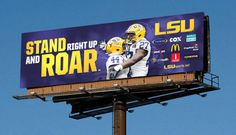 Houston gets it. What about Dallas??? GEAUX TIGERS!!!