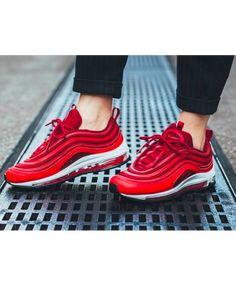 a1b79a7f7f3 Women s Nike Air Max 97 Ultra GYM Red Trainer Nike Air Max Sale