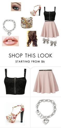 """Cute and Classy"" by bratzqueen ❤ liked on Polyvore featuring GUESS"