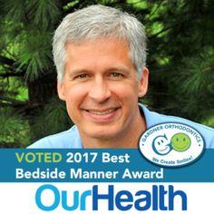 Dr. Gardner has won Best Bedside Manner for 2017!