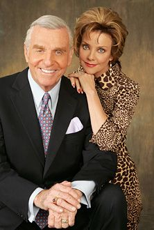 Jerry Douglas Judith Chapman (John Gloria Abbott) ~ The Young and the Restless Soap Opera Stars, Soap Stars, Best Soap, Bold And The Beautiful, Young And The Restless, Days Of Our Lives, Tv Guide, Forever Young