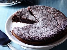 Get this all-star, easy-to-follow Chocolate-Almond Torte recipe from Food Network Magazine.