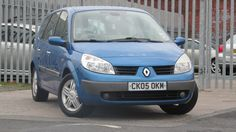 AutoZone Bolton - Cambrian Cars Ltd – Used Cars Dealers in Bolton, Lancashire are  Listing the following Vehicle For Sale - Reg: CK05OKM - 2005 - Renault Grand Scenic 1.9dCi ( 120bhp ) Privilege- Used - Mileage: 98000 - £995 http://www.justusedvehicles.com/autozone---bolton---lancashire.html  #usedcars #fastcars #cars #usedcarparts #carparts #automotive #motoring #parts #carphotography #audi #sportcar #nicecar #amazing #plus #instacars #amazingcars #germany #webmotors #nice #stancedaily