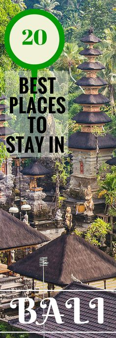 The island of the gods. Australia's favourite holiday spot and the tropical destination Americans dream about. Bali is our backyard, we've been ten times! If you have made the plunge and are heading to this tropical paradise here are our personal recommendations on where to stay. We have stayed in each of these hotels and would not recommend anything we had not experienced ourselves. Go, enjoy and good luck choosing! *TRAVELWITHBENDER* Travel in Bali.