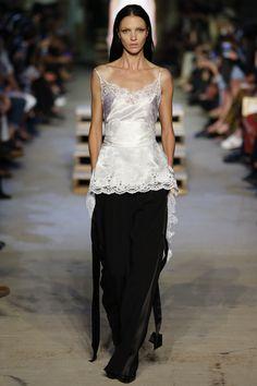 Mariacarla Boscono in Givenchy S/S 2016