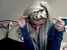 this is cool, except braids and my hair don't work together.