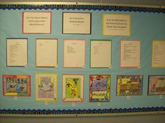 Create a QR code interactive bulletin board for your students (from Engage Their Minds blog)
