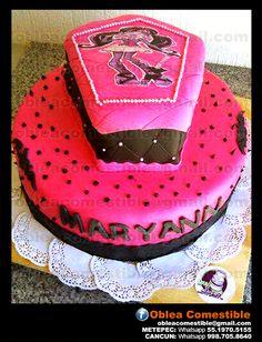 Crea bonitos pasteles con Oblea Comestible www.obleacomestible.net Whatsapp: 5519705155 obleacomestible@gmail.com