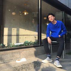 Little Boy Fashion Trends 2017 Korean Male Models, Korean Model, Korean Actors, Korean Style, Asian Boys, Asian Men, All Fashion, Korean Fashion, Fashion Trends