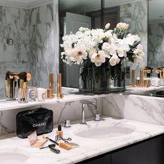 7 tips till ett vackrare och lyxigare badrum