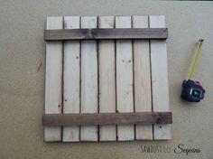 Arhaus Inspired DIY End Table