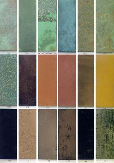 What is Your Painting Style? How do you find your own painting style? What is your painting style? Patina Metal, Bronze Patina, Patina Finish, Metal Tree Wall Art, Metal Artwork, Metal Facade, Decorative Plaster, Metal Finishes, Metallic Paint