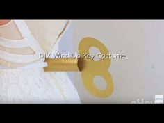 How to Create a Wind Up Key for a Costume   eHow