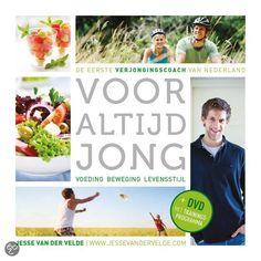 Het allereerste boek van Jesse van der Velde: Voor altijd jong