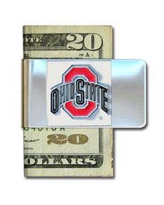 NCAA Ohio State Buckeyes Steel Money Clip by Siskiyou. $9.46. NCAA Ohio St. Buckeyes Steel Money Clip