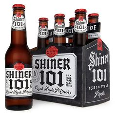Shiner 101 Six Pack