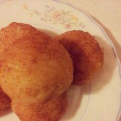 Gli arancini di mammá...;-)..#arancini#mother#mamma#cucinaitaliana#chef#kitchen#good#italianfood#madeinitaly#love#
