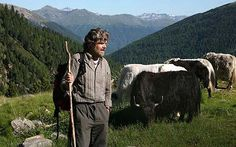 Reinhold Messner herding yaks in South Tyrol South Tyrol, Mount Everest, Badass, Past, Nepal, Photograph, Animals, Guys, People