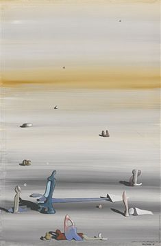 View SANS TITRE by Yves Tanguy on artnet. Browse upcoming and past auction lots by Yves Tanguy. Jack Johnson, Famous Artists, Great Artists, Yves Tanguy, Kunst Online, Cute Pens, Rene Magritte, Surrealism Painting, Museum