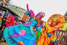Meine Fotos vom Bremer Samba Karneval 2018 #bremen #samba #karneval