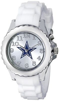 This Dallas Cowboys Flash LED light up watch by GameTime is available now 20% off for just $28!