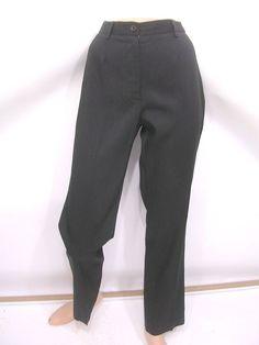 Lilly Pulitzer Black Pants Slacks Womens Size 2 #LillyPulitzer #DressPants