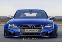 Hot or Not? I'd say LAVA hot…. from @zuumy: Wide... - Audi Obsession