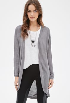 Forever21 Open-Front Dolman Cardigan Found on my new favorite app Dote Shopping #DoteApp #Shopping