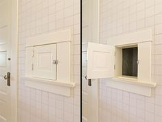 Kitchen remodel for historic Ladd Addition home in Portland, Oregon (laundry chute to the basement!)