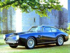 1962 classic Aston Martin DB4 GT Zagato
